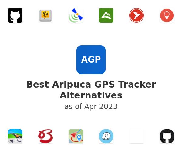 Best Aripuca GPS Tracker Alternatives