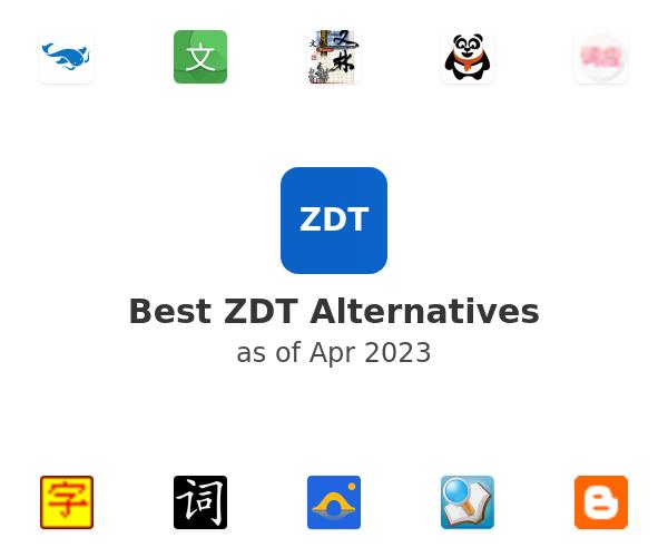 Best ZDT Alternatives