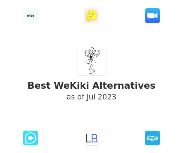 Best WeKiki Alternatives