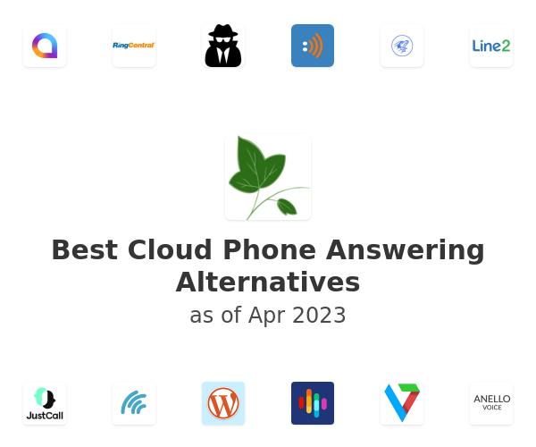Best Cloud Phone Answering Alternatives