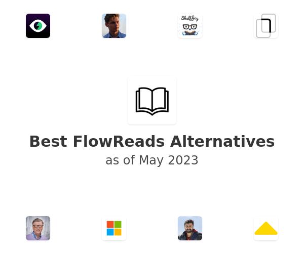 Best FlowReads Alternatives