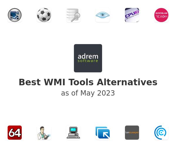 Best WMI Tools Alternatives