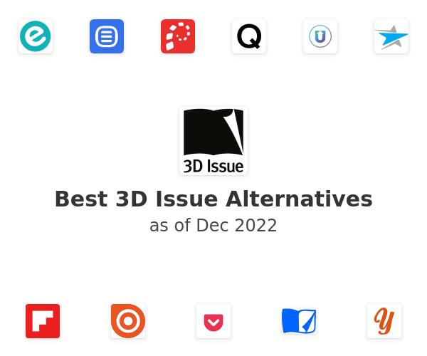 Best 3D Issue Alternatives