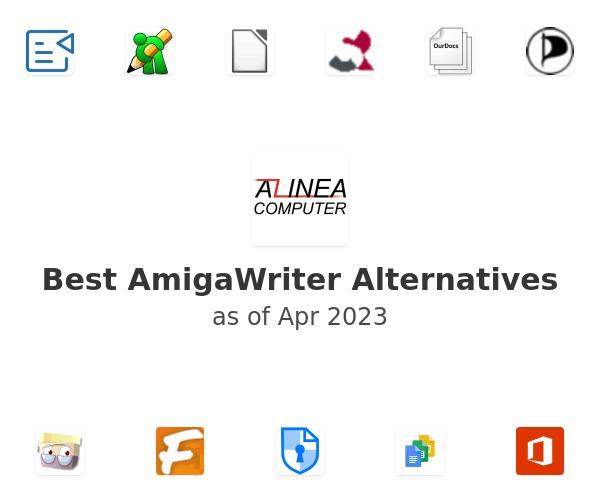 Best AmigaWriter Alternatives