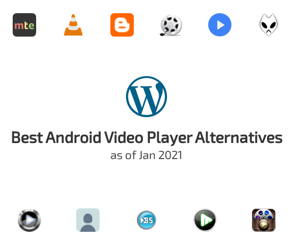 Best Android Video Player Alternatives