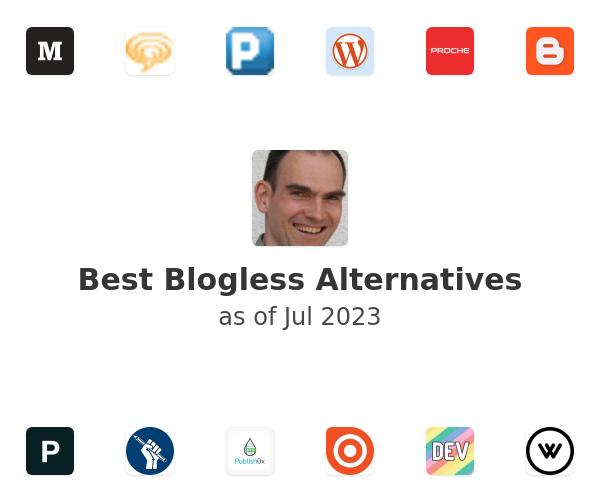 Best Blogless Alternatives