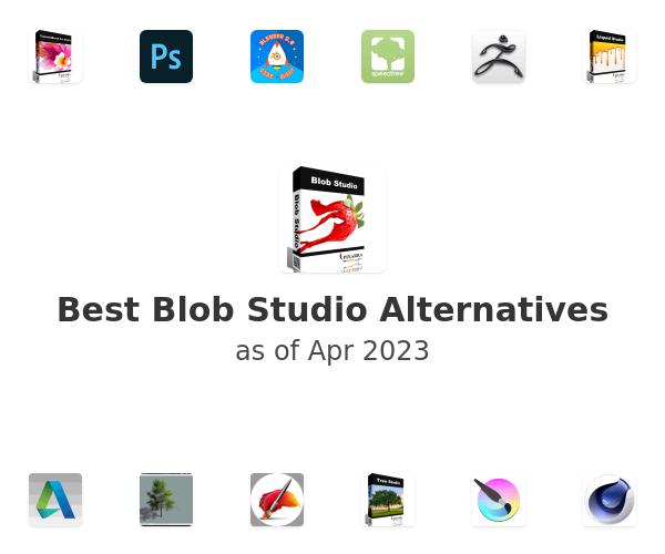 Best Blob Studio Alternatives