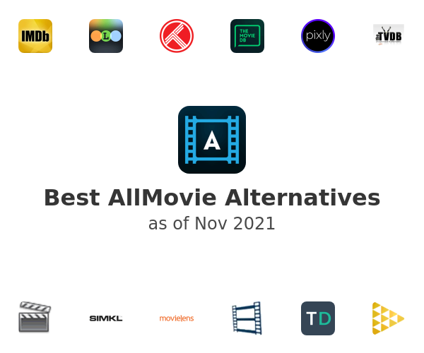 Best AllMovie Alternatives