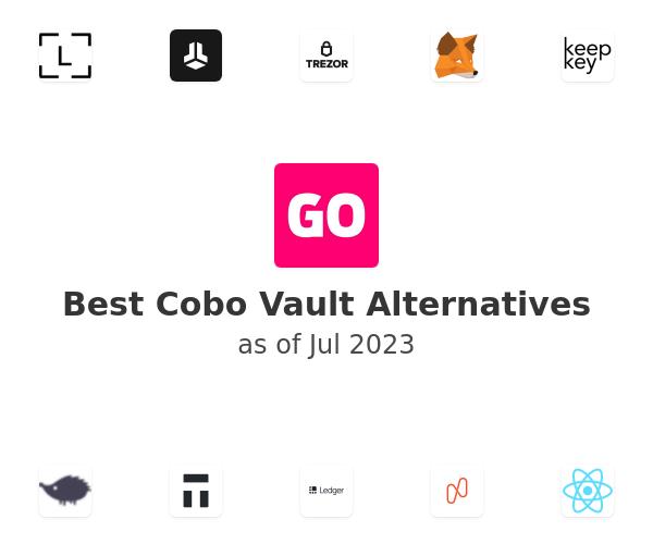 Best Cobo Vault Alternatives
