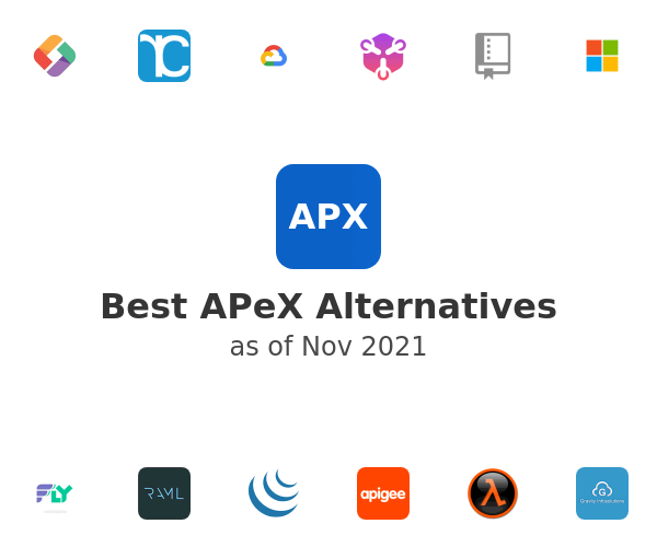 Best APeX Alternatives