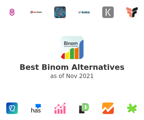 Best Binom Alternatives