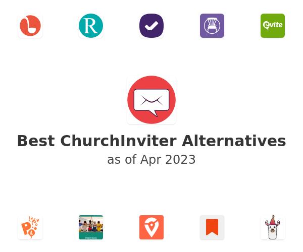 Best ChurchInviter Alternatives