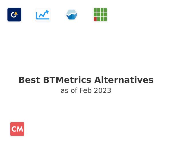 Best BTMetrics Alternatives
