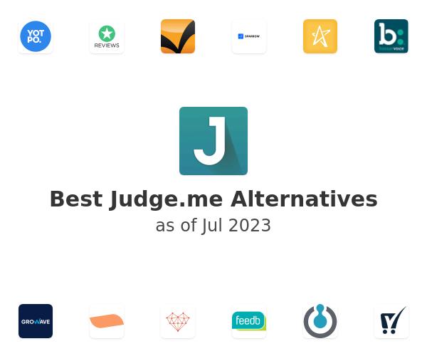 Best Judge.me Alternatives