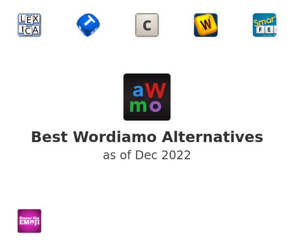 Best Wordiamo Alternatives