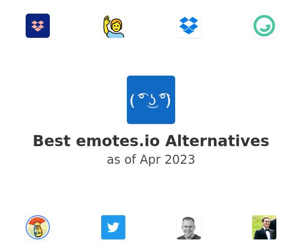 Best emotes.io Alternatives