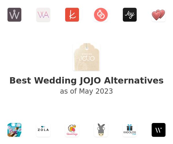 Best Wedding JOJO Alternatives