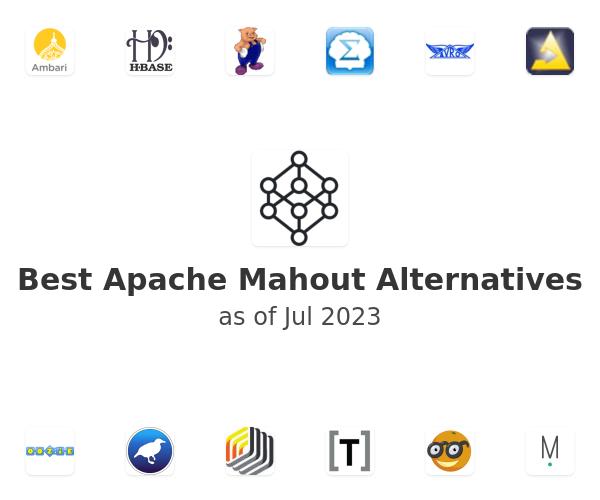 Best Apache Mahout Alternatives