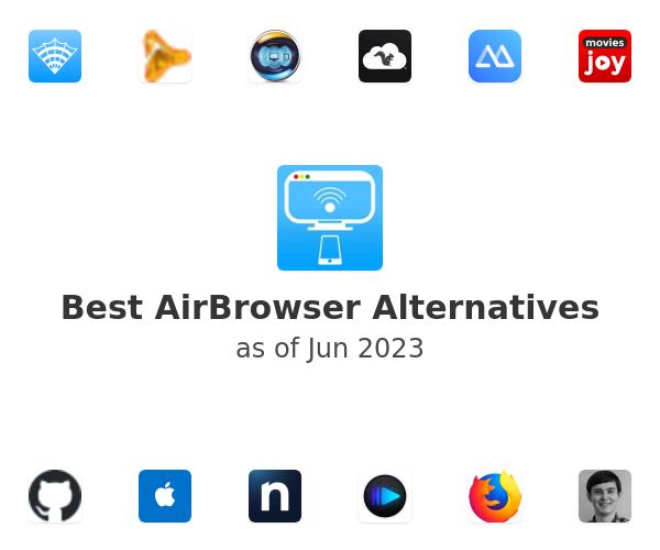 Best AirBrowser Alternatives