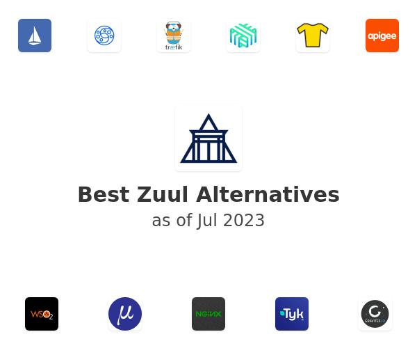 Best Zuul Alternatives