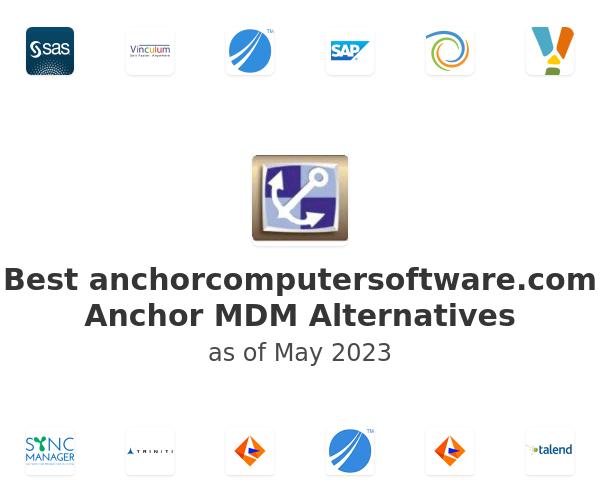 Best Anchor MDM Alternatives