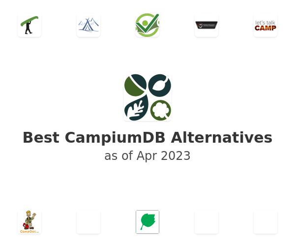 Best CampiumDB Alternatives