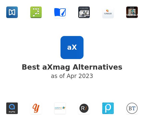 Best aXmag Alternatives
