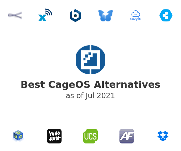 Best CageOS Alternatives