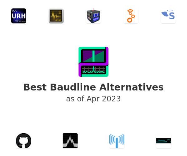 Best Baudline Alternatives
