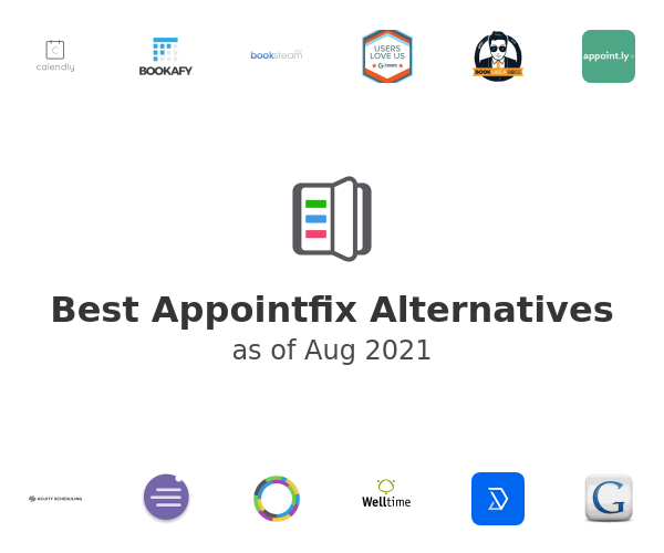 Best Appointfix Alternatives