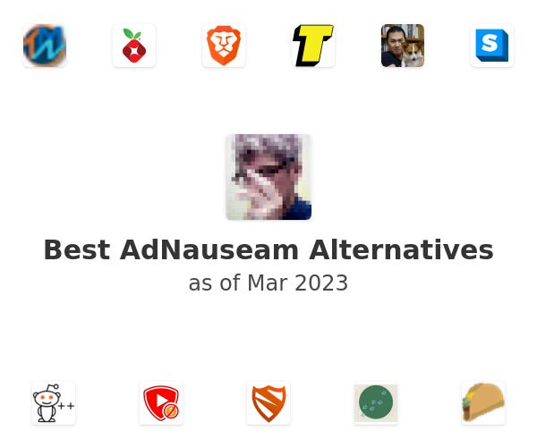 Best AdNauseam Alternatives