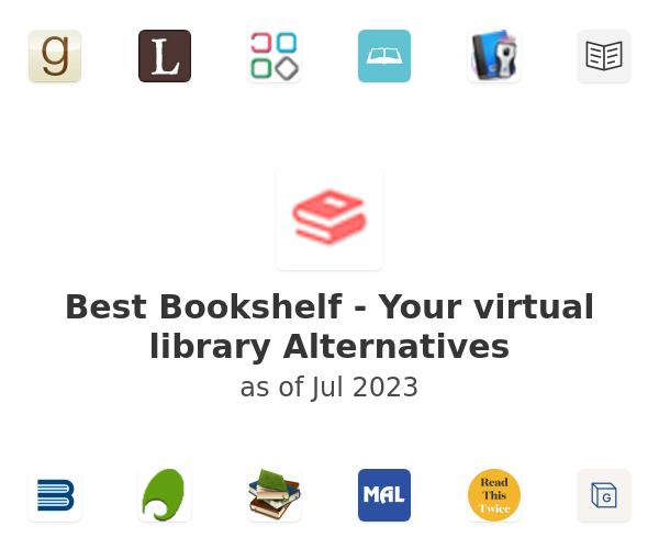 Best Bookshelf - Your virtual library Alternatives