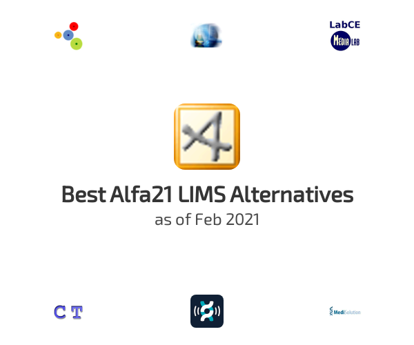Best Alfa21 LIMS Alternatives