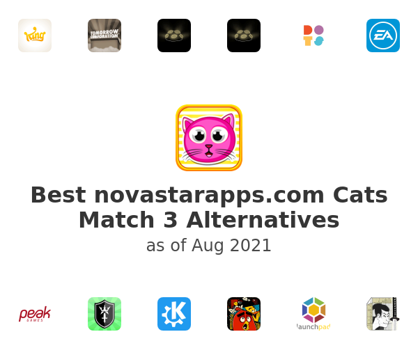 Best novastarapps.com Cats Match 3 Alternatives