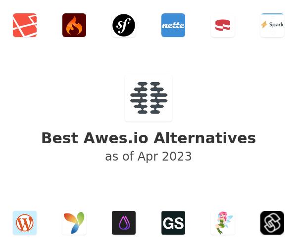 Best Awes.io Alternatives