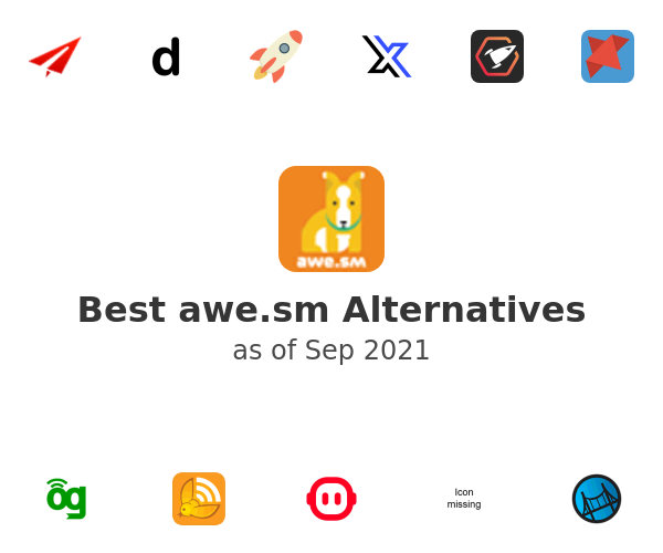 Best awe.sm Alternatives