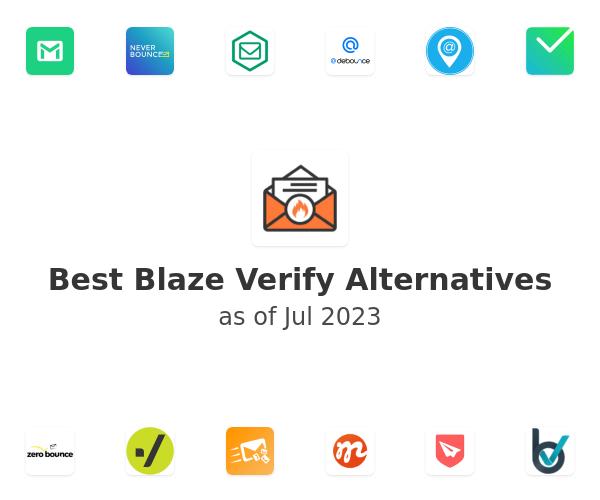 Best Blaze Verify Alternatives