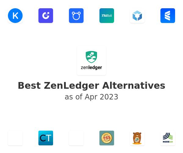 Best ZenLedger Alternatives