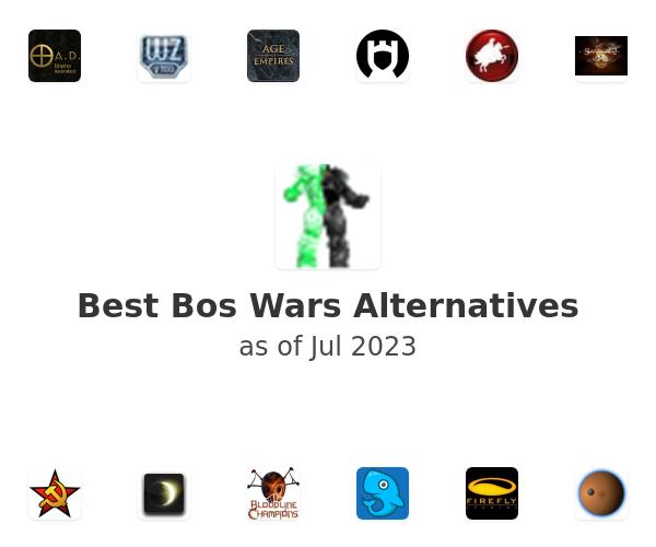Best Bos Wars Alternatives