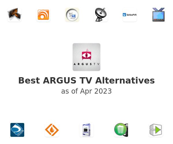 Best ARGUS TV Alternatives