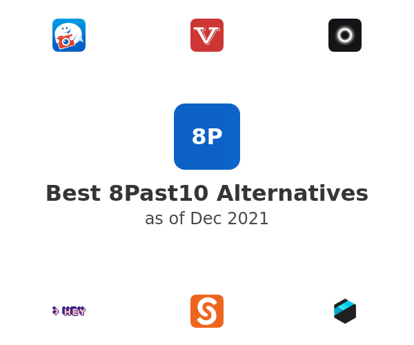 Best 8Past10 Alternatives