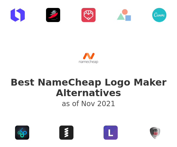 Best NameCheap Logo Maker Alternatives