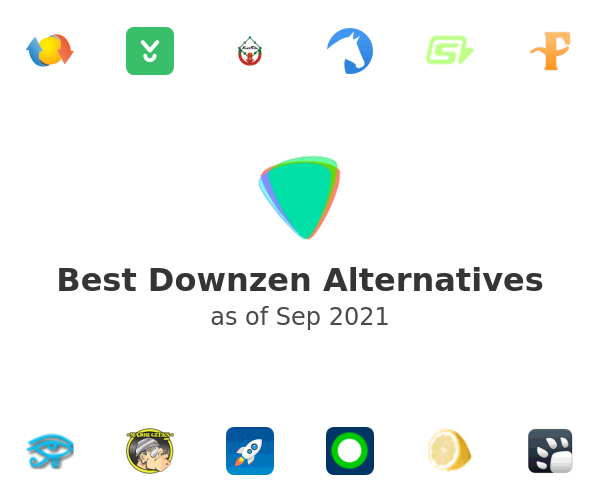Best Downzen Alternatives