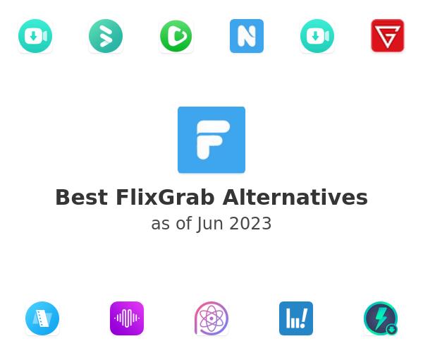 Best FlixGrab Alternatives