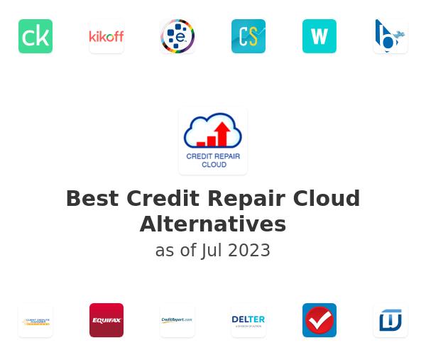Best Credit Repair Cloud Alternatives