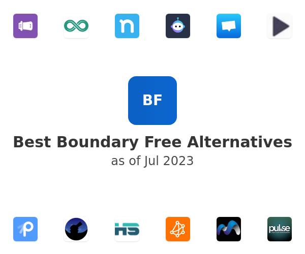 Best Boundary Free Alternatives
