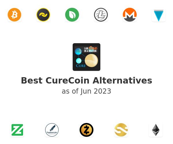 Best CureCoin Alternatives
