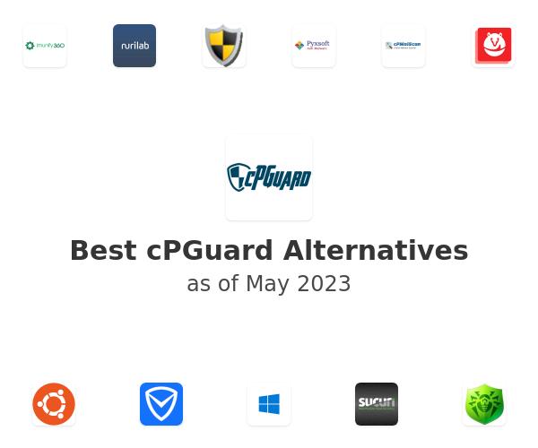 Best cPGuard Alternatives