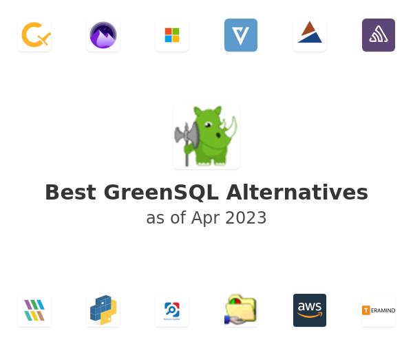 Best GreenSQL Alternatives