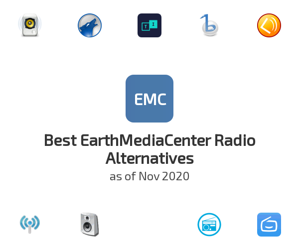 Best EarthMediaCenter Radio Alternatives